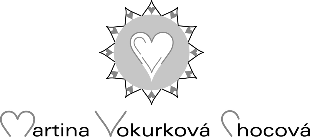 Martina Vokurková Chocová - logo ČB